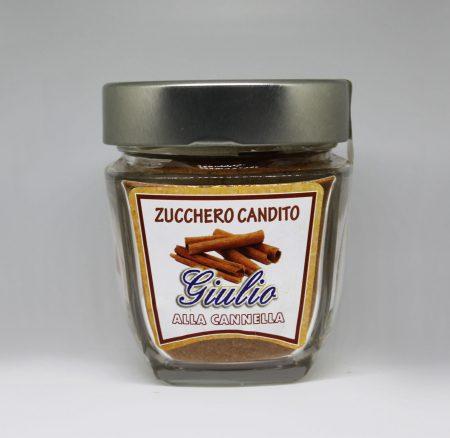 Zucchero Candito alla Cannella