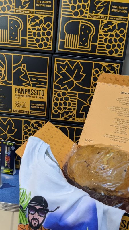 PAN PASSITO BOX BY GIULI8